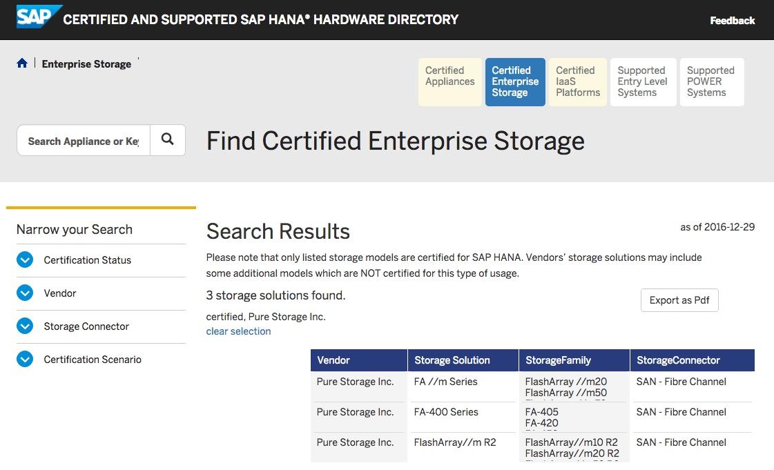 New Sap Hana Certification For R2 Axels Blog